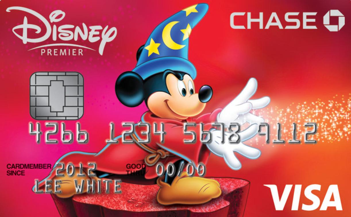 Disney Chase Visa - Get $200 to $550 towards your trip, fast! - SmartMomsPlanDisney